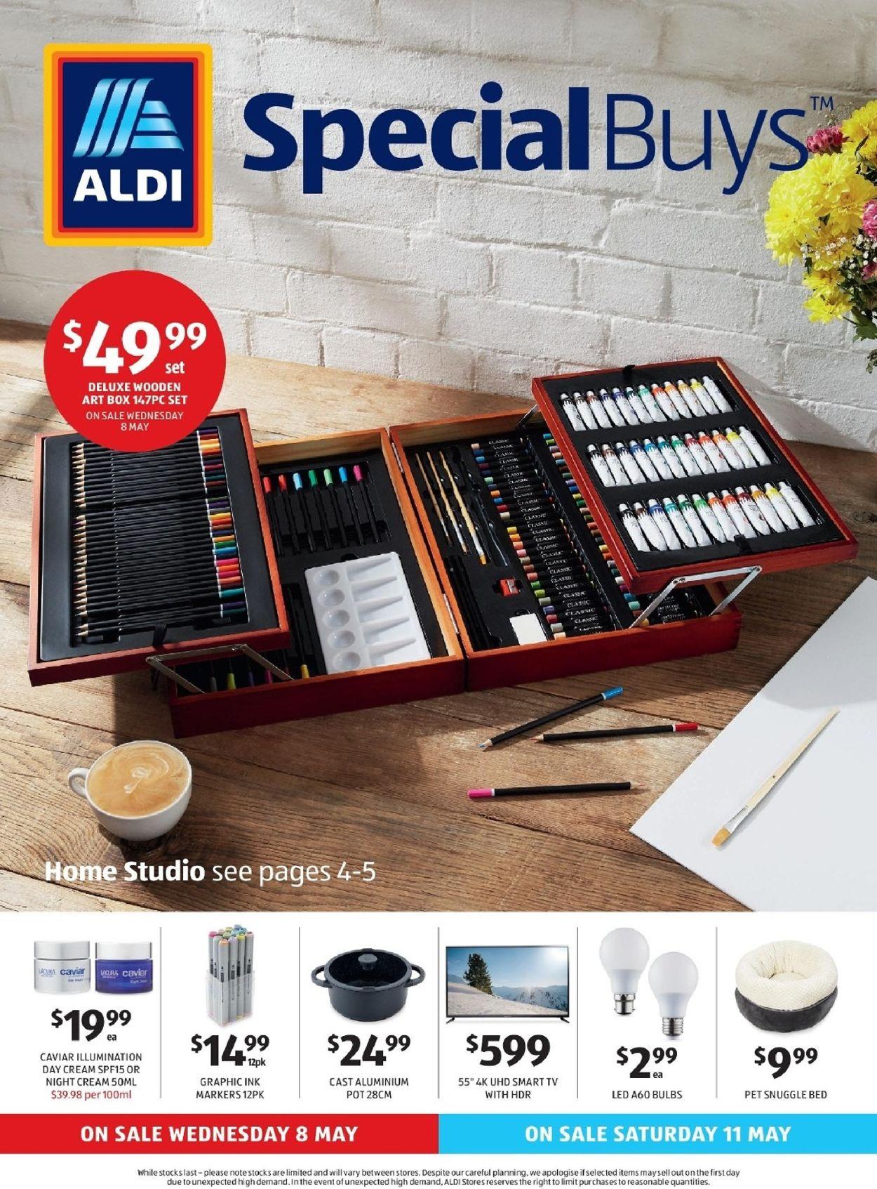 ALDI Catalogue - 08/05-11/05/2019