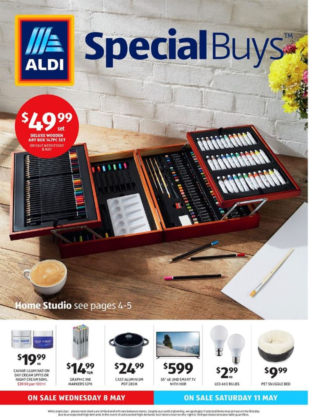 ALDI Catalogue - 08/05-14/05/2019
