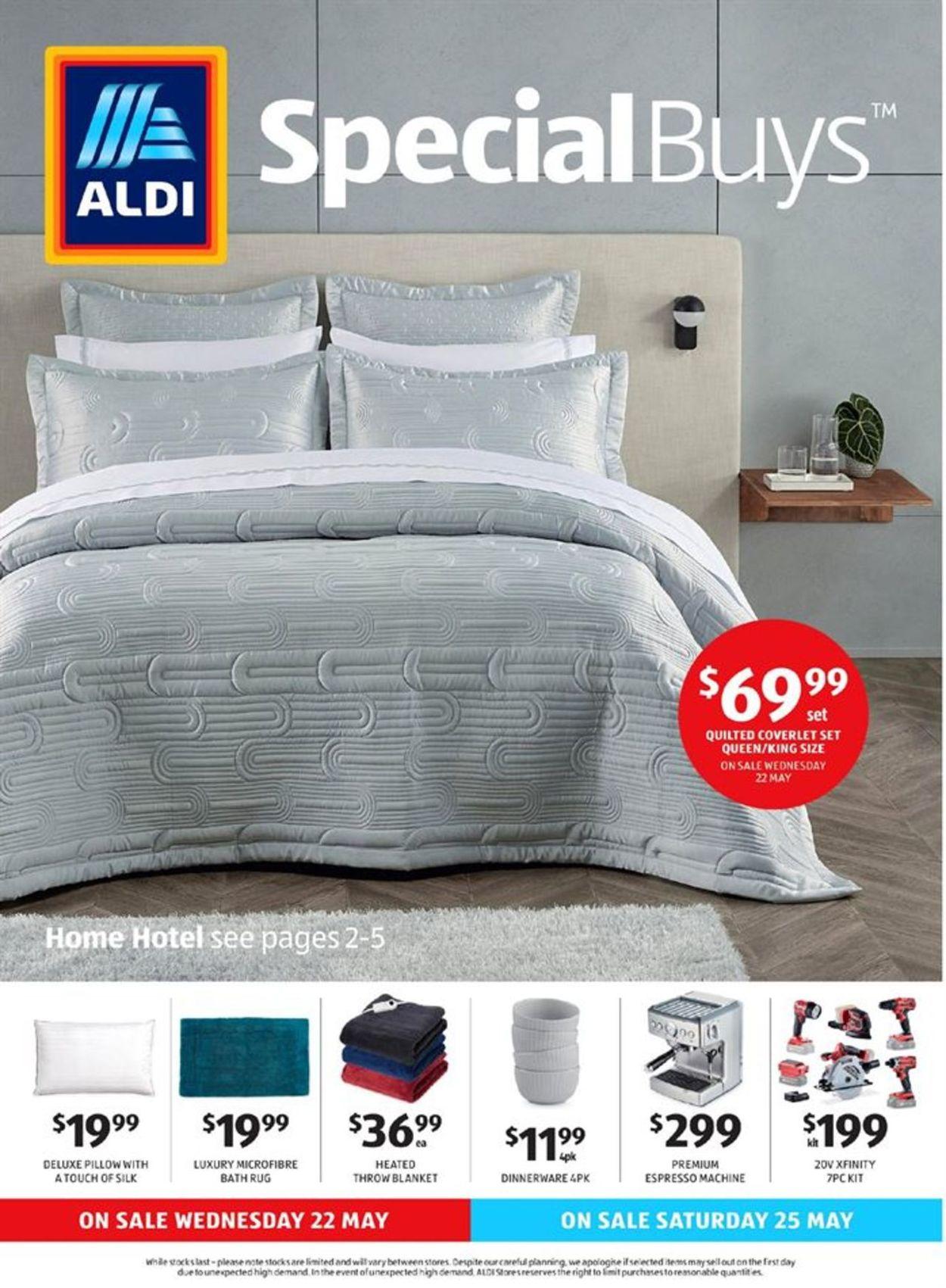 ALDI Catalogue - 22/05-28/05/2019