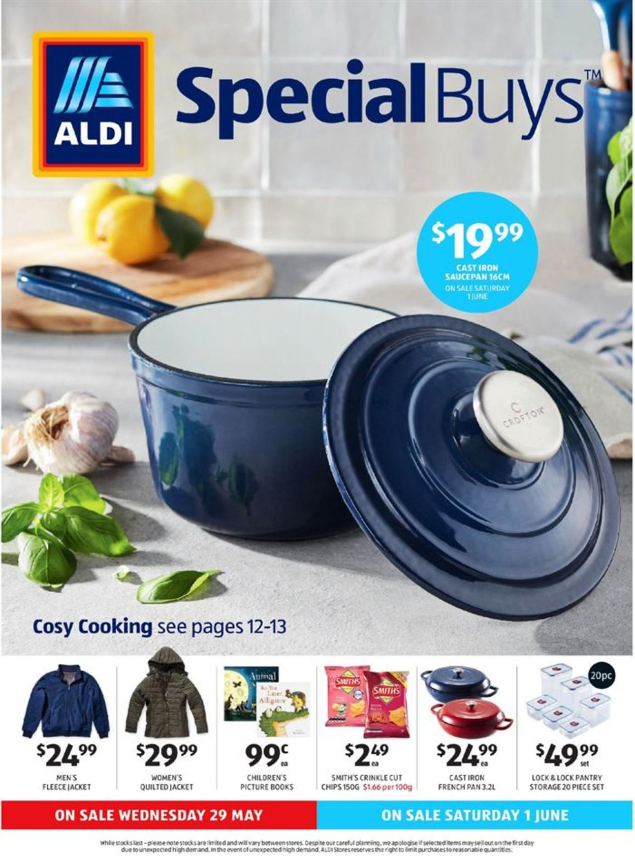 ALDI Catalogue - 29/05-04/06/2019