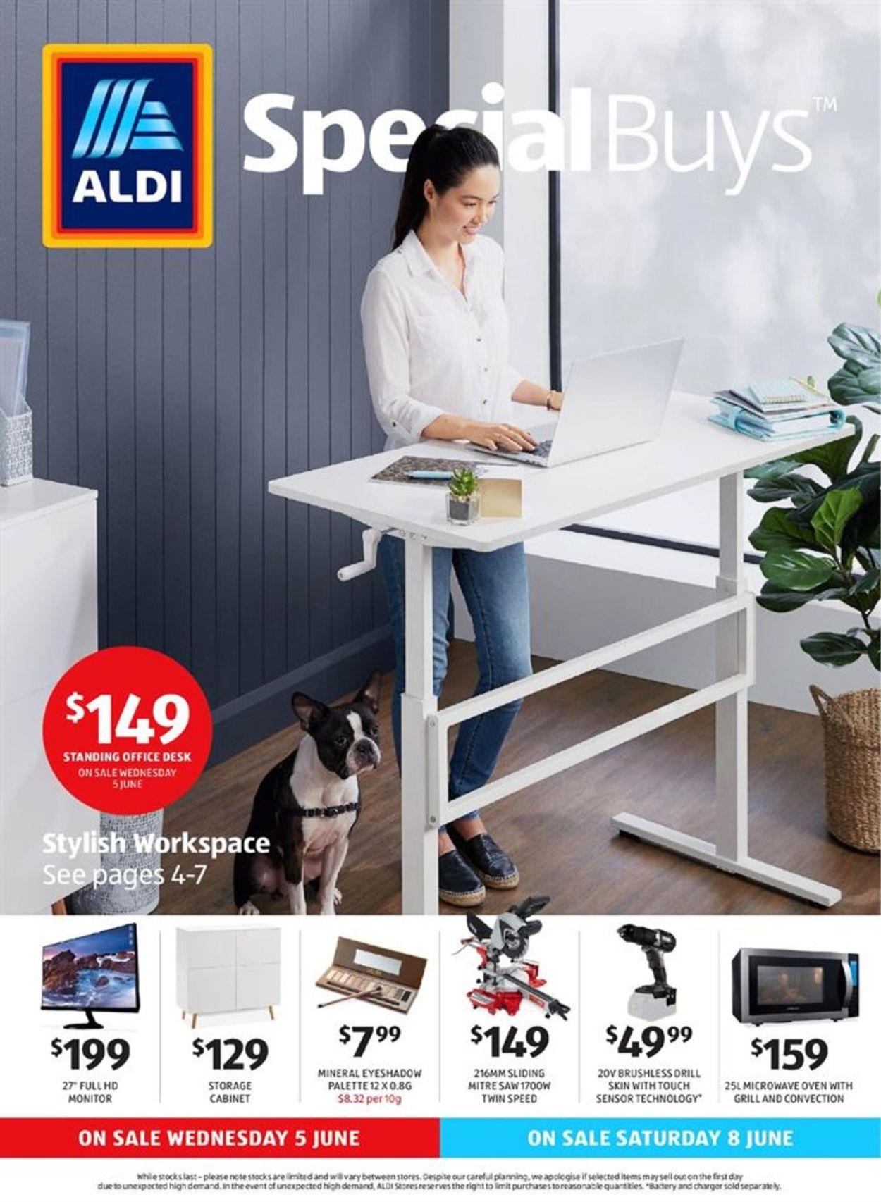 ALDI Catalogue - 05/06-11/06/2019