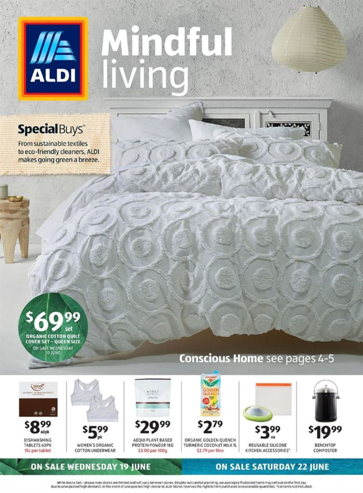 ALDI Catalogue - 19/06-25/06/2019