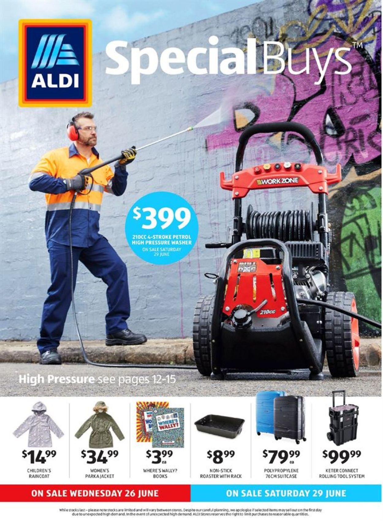 ALDI Catalogue - 26/06-02/07/2019