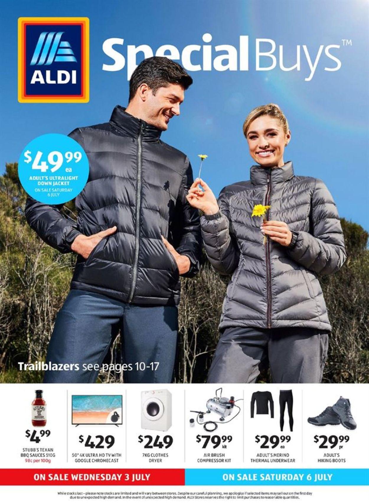 ALDI Catalogue - 03/07-09/07/2019