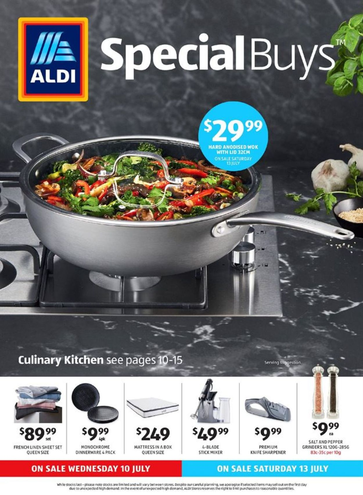 ALDI Catalogue - 10/07-16/07/2019