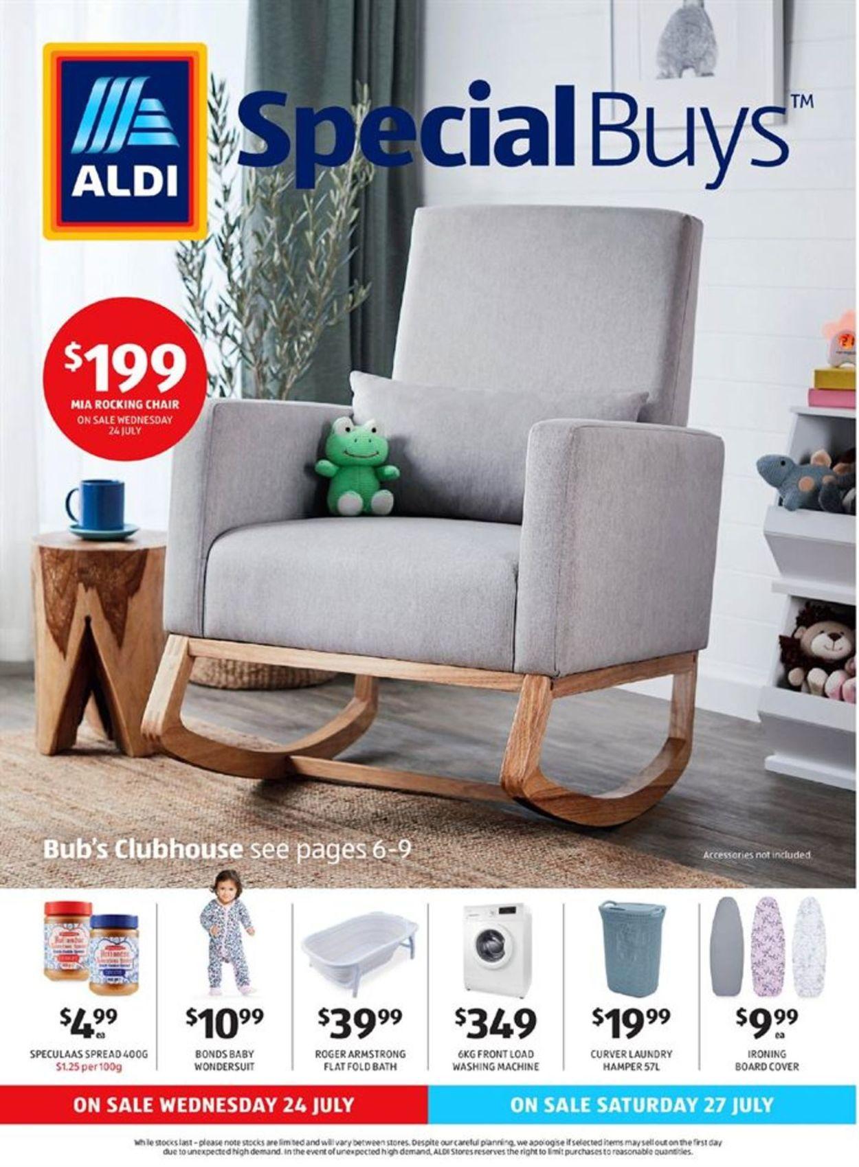 ALDI Catalogue - 24/07-30/07/2019