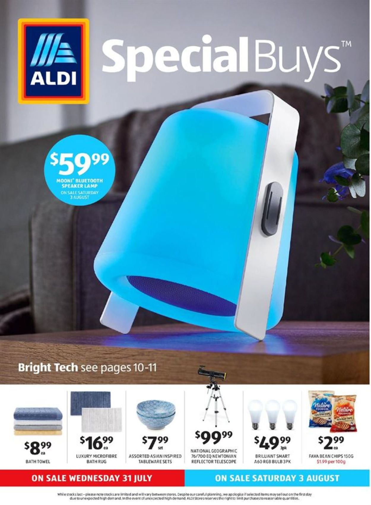 ALDI Catalogue - 31/07-06/08/2019