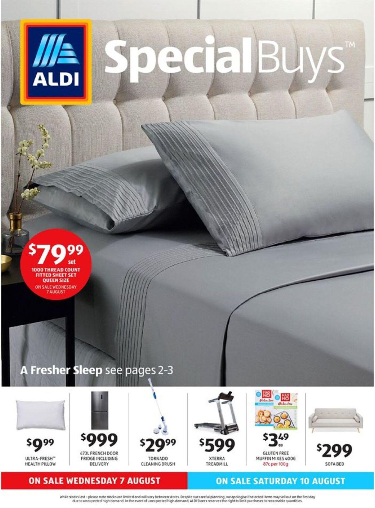 ALDI Catalogue - 07/08-13/09/2019