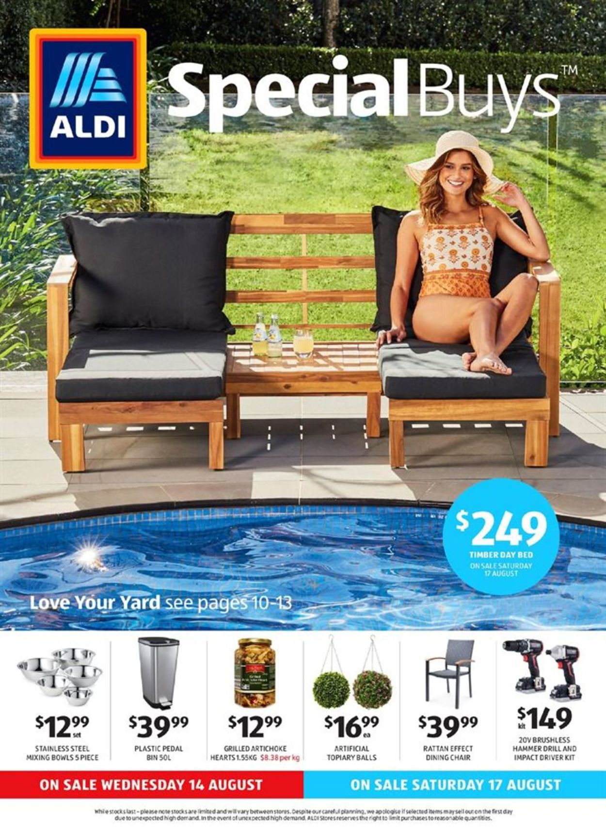 ALDI Catalogue - 14/08-20/08/2019