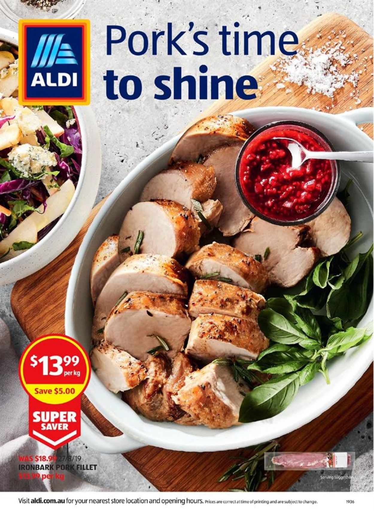 ALDI Catalogue - 04/09-10/09/2019 (Page 24)