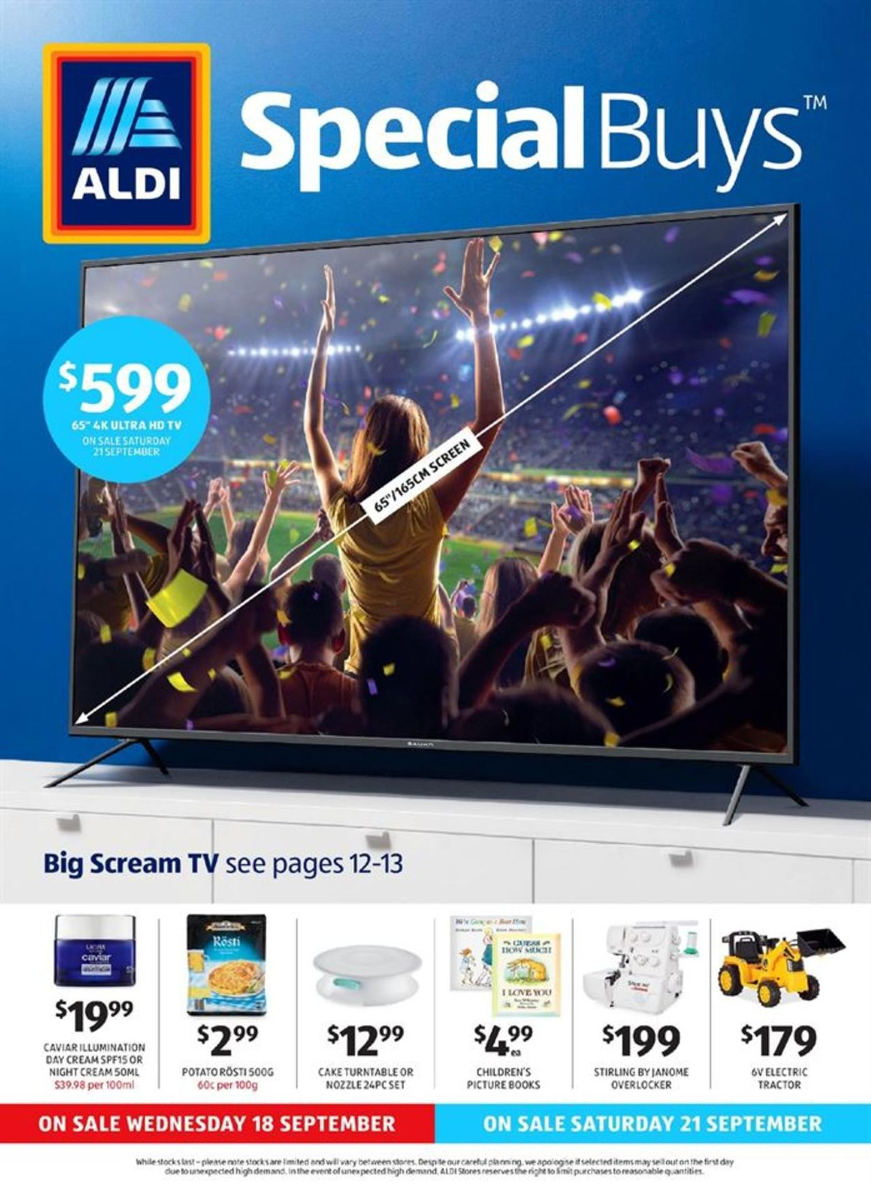 ALDI Catalogue - 18/09-24/09/2019