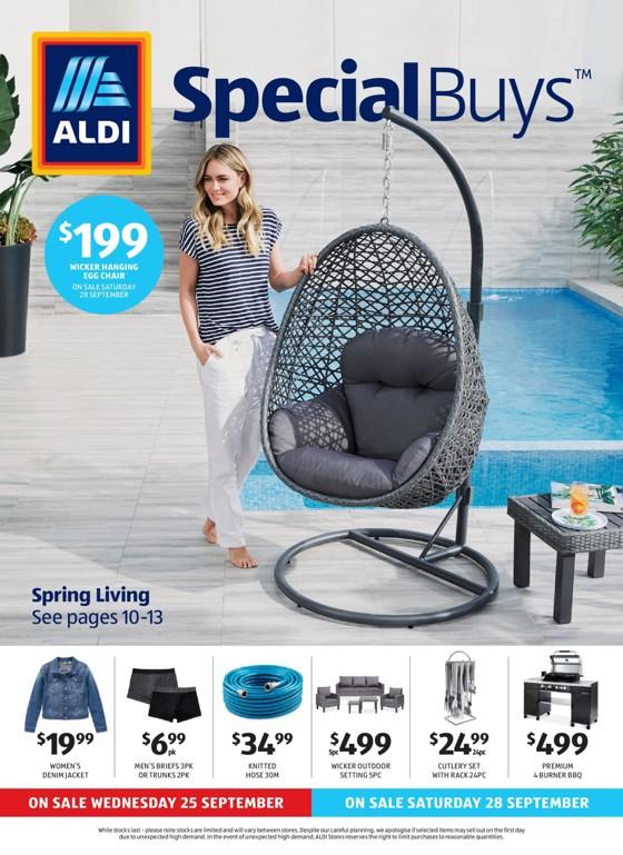ALDI Catalogue - 25/09-01/10/2019