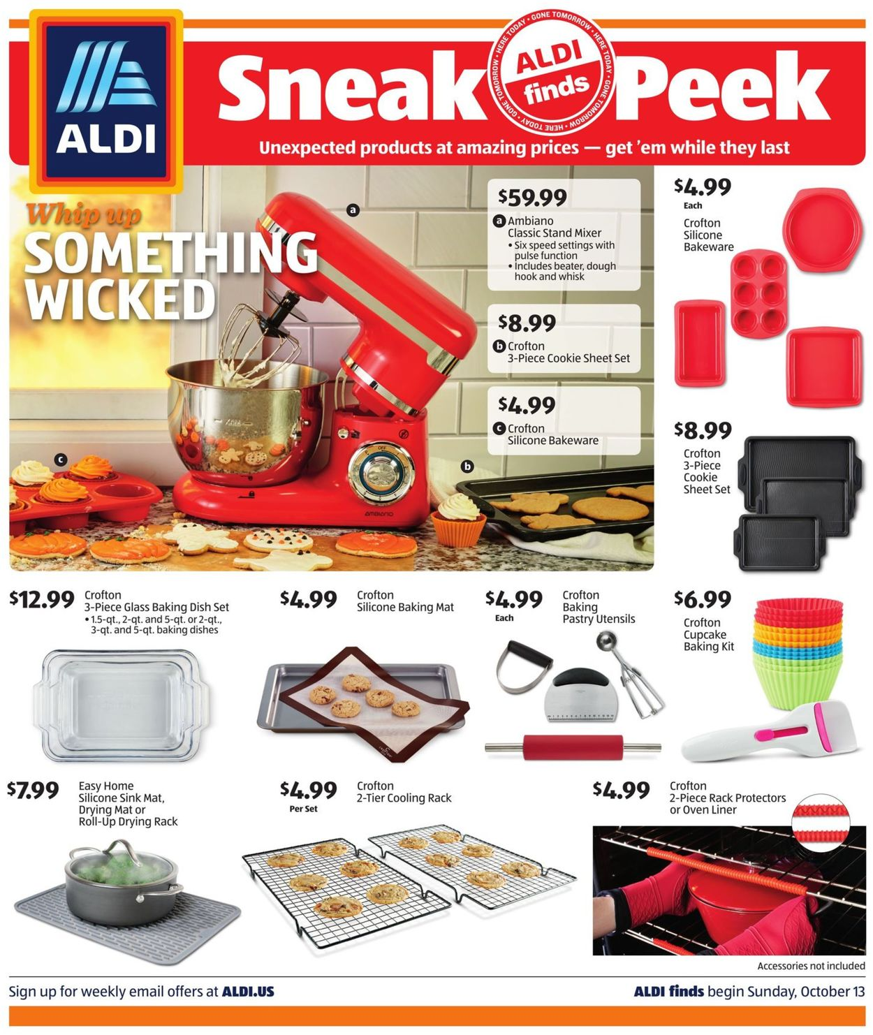 ALDI Catalogue - 13/10-19/10/2019