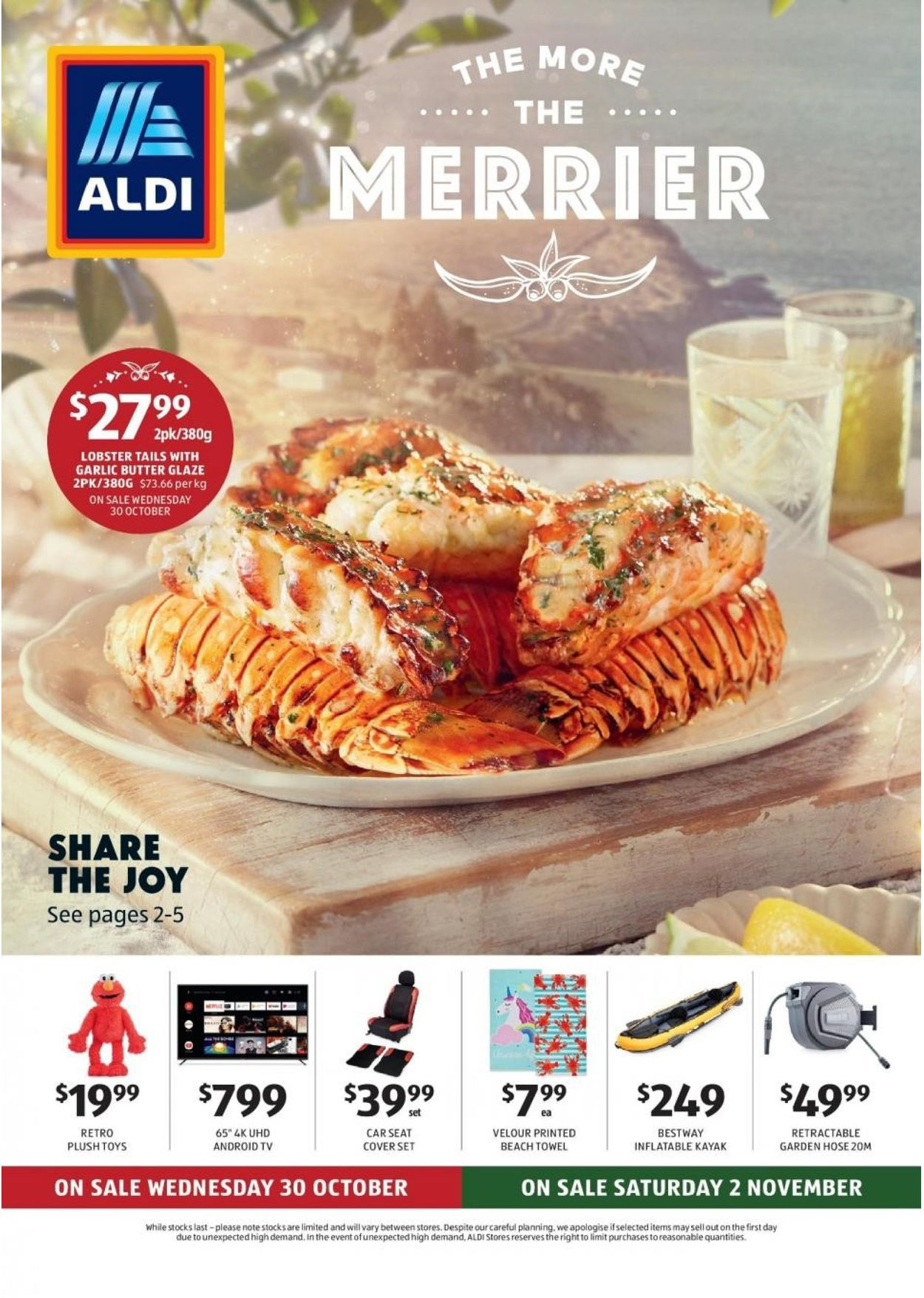 ALDI Catalogue - 30/10-05/11/2019