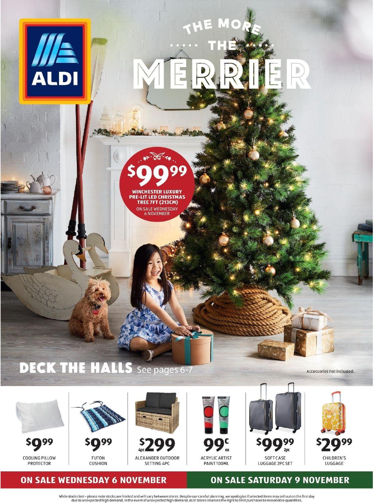 ALDI Catalogue - 06/11-12/11/2019