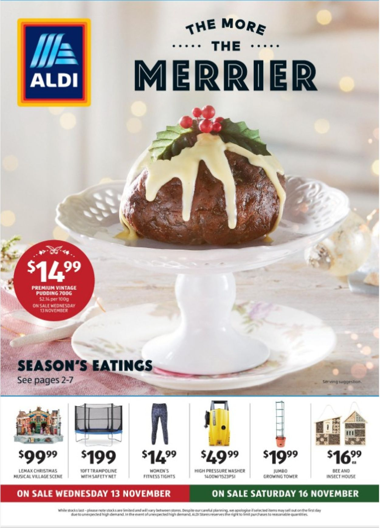 ALDI Catalogue - 13/11-19/11/2019
