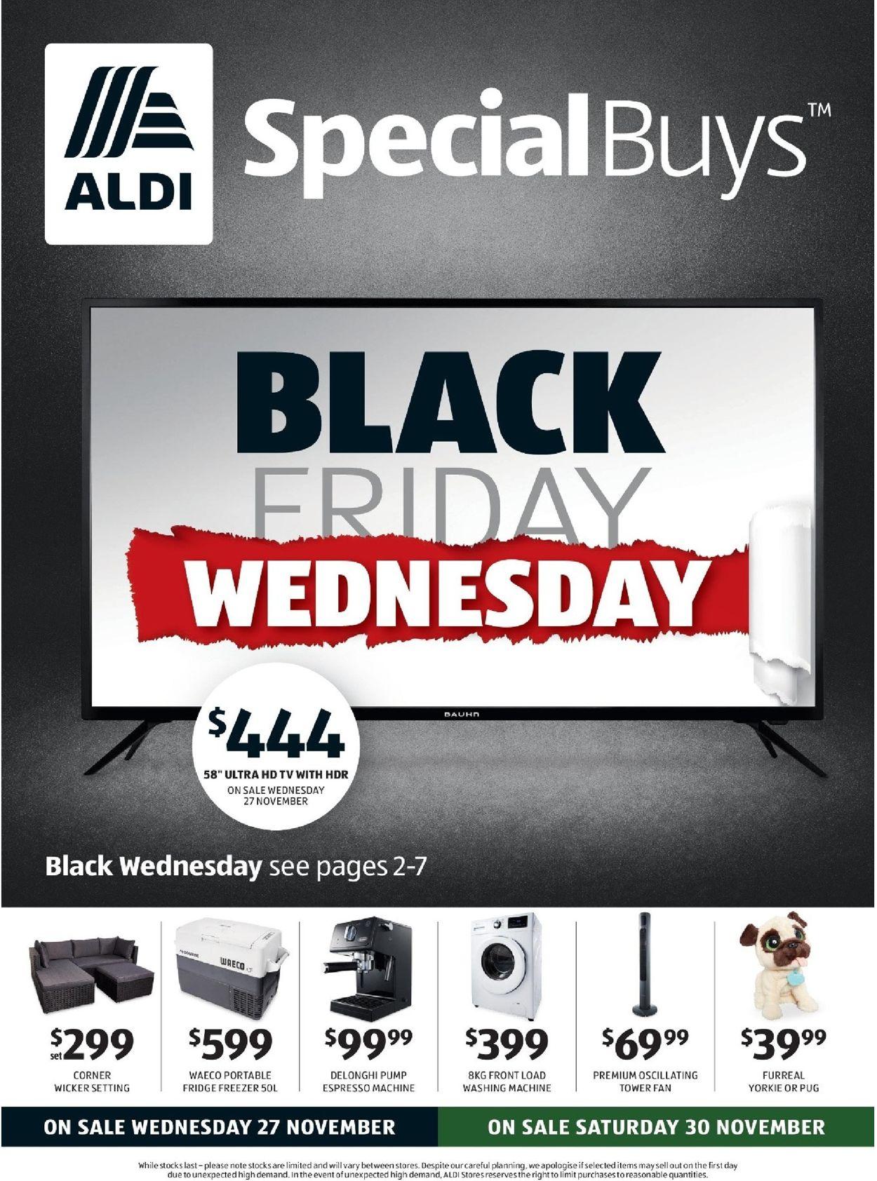 ALDI Catalogue - 27/11-03/12/2019