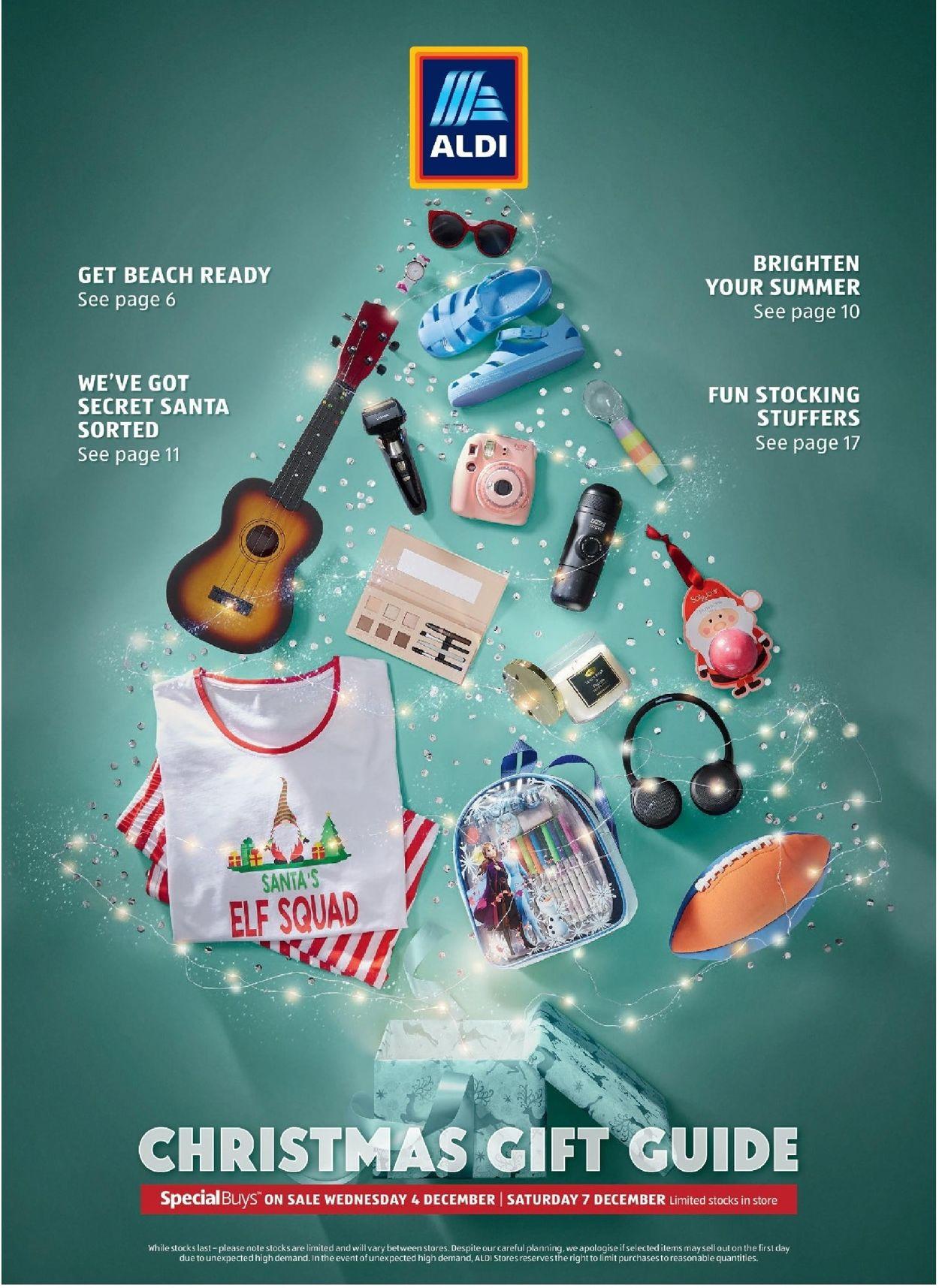 ALDI Catalogue - 04/12-10/12/2019