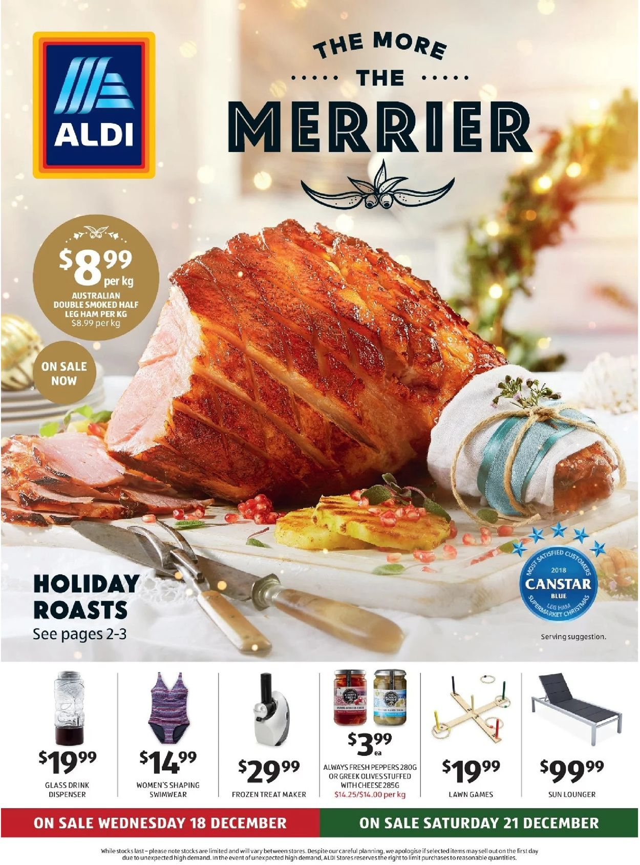 ALDI Catalogue - 18/12-24/12/2019