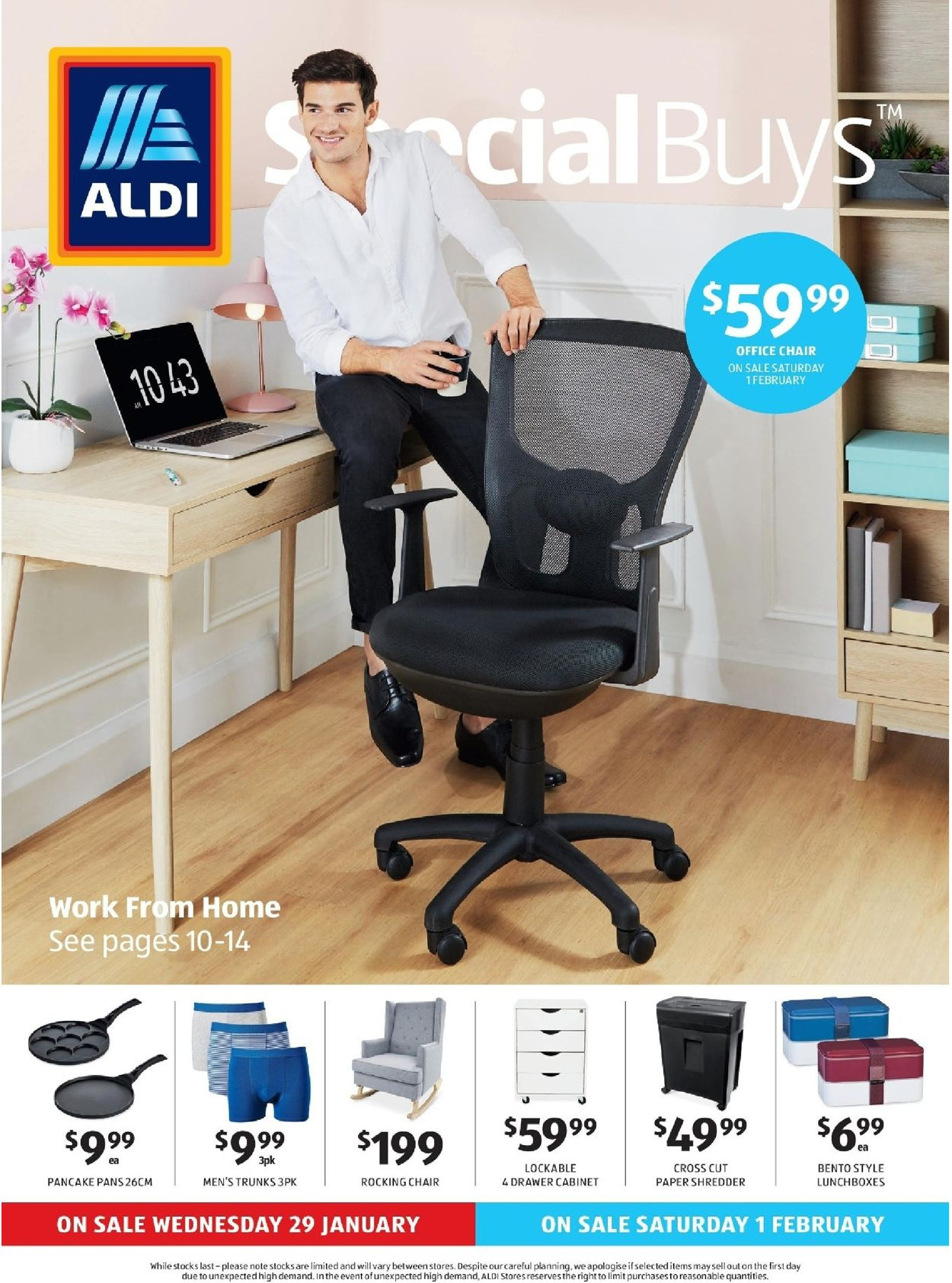 ALDI Catalogue - 29/01-04/02/2020