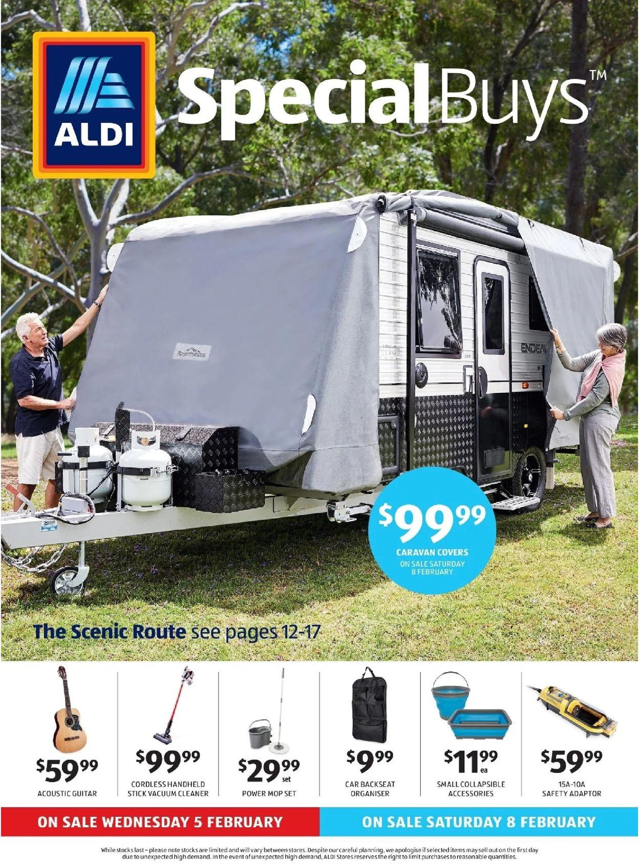 ALDI Catalogue - 05/02-11/02/2020