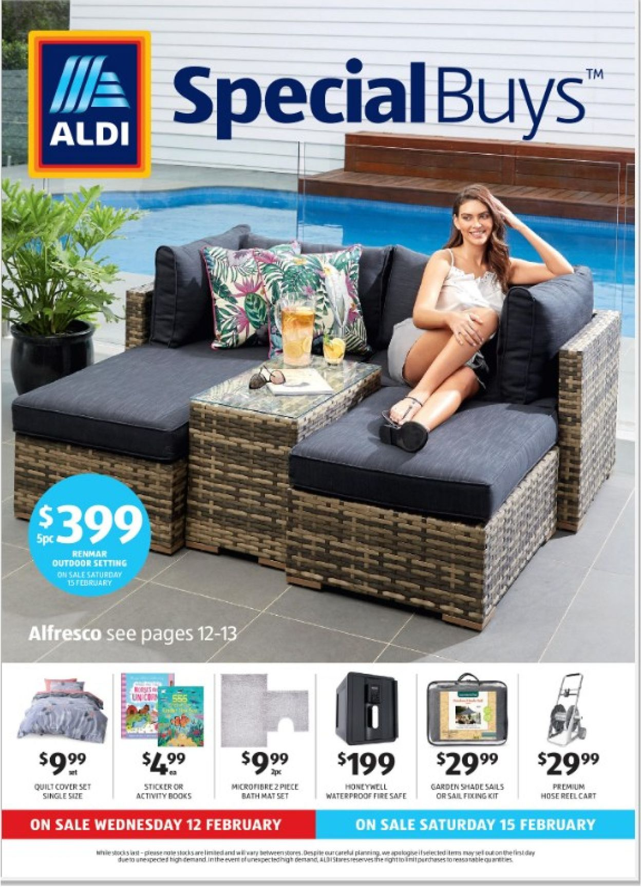 ALDI Catalogue - 12/02-18/02/2020