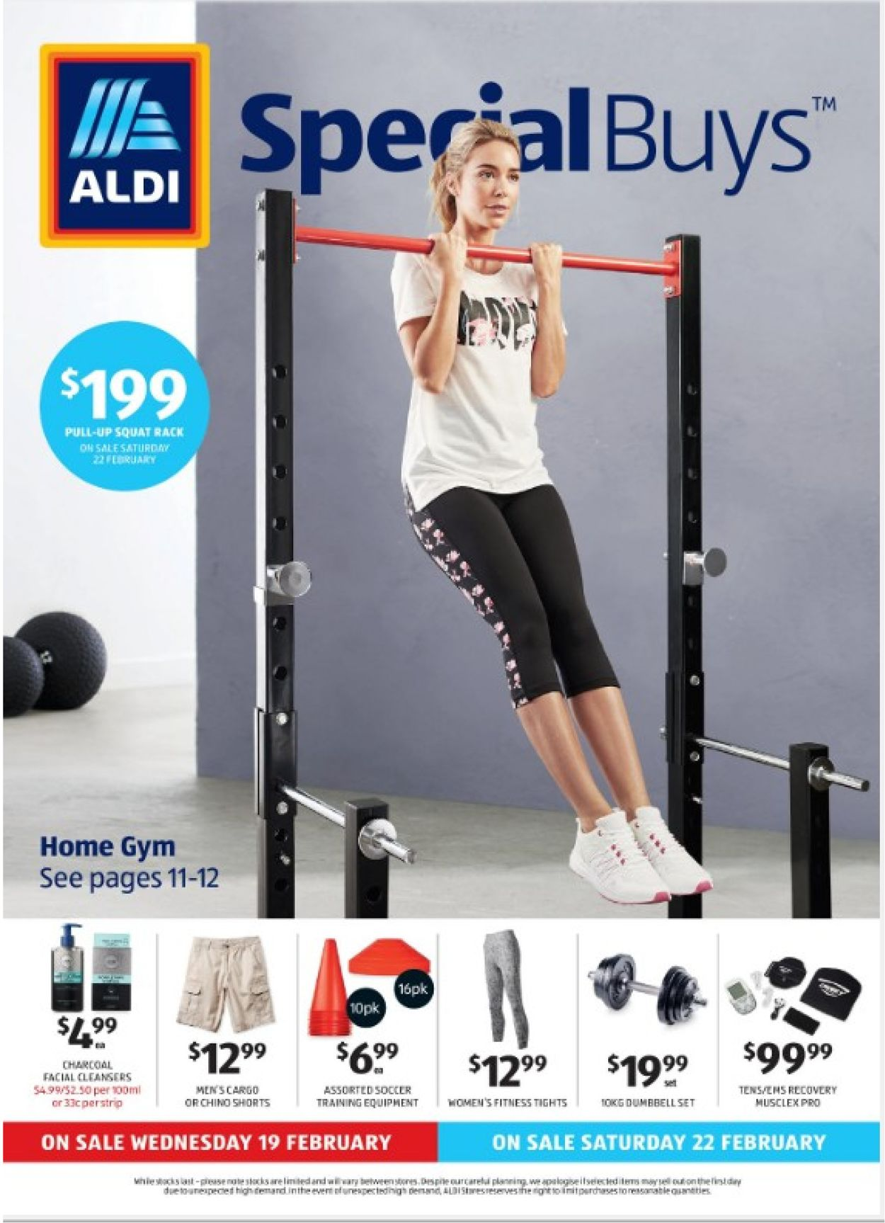 ALDI Catalogue - 18/02-25/02/2020