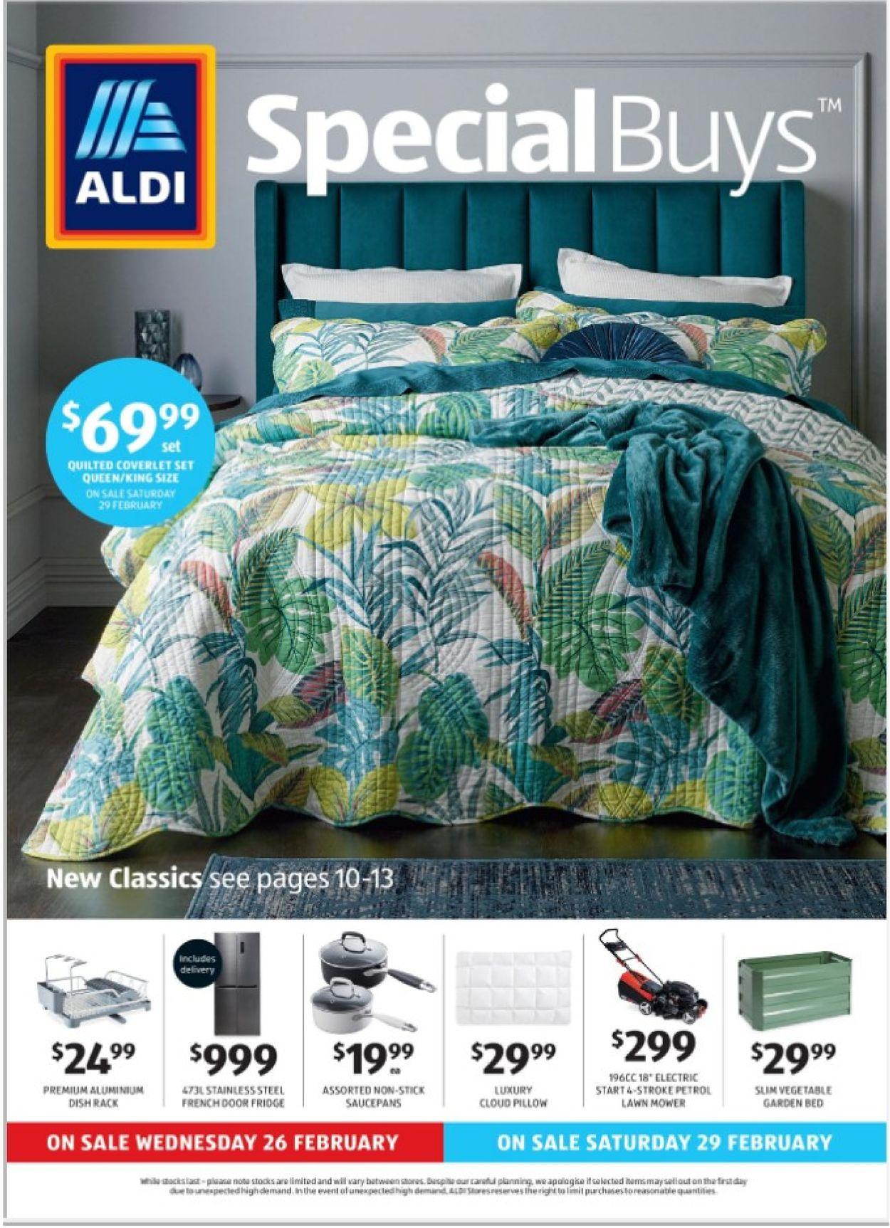 ALDI Catalogue - 26/02-03/03/2020