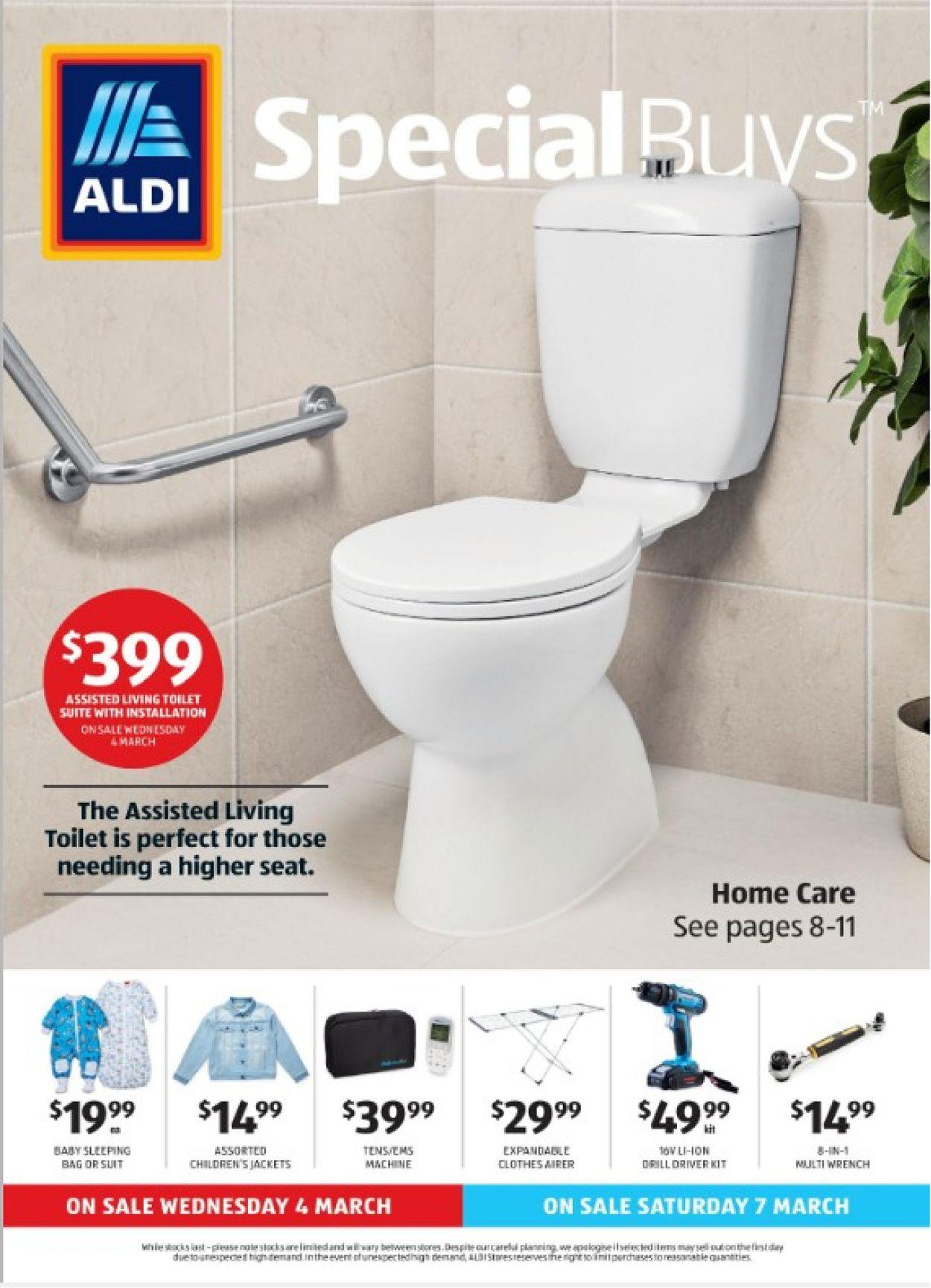 ALDI Catalogue - 04/03-10/03/2020