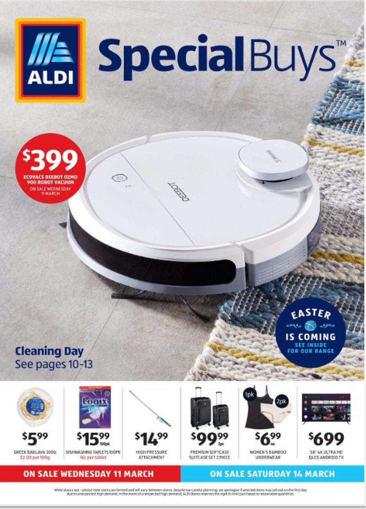 ALDI Catalogue - 11/03-17/03/2020