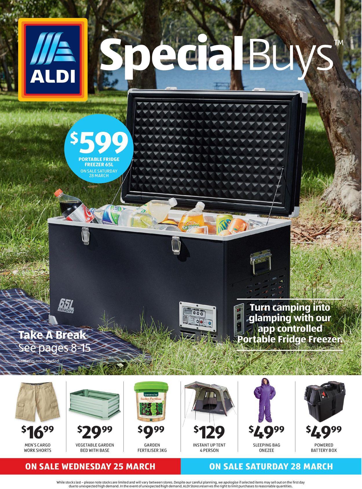 ALDI Catalogue - 25/03-31/03/2020