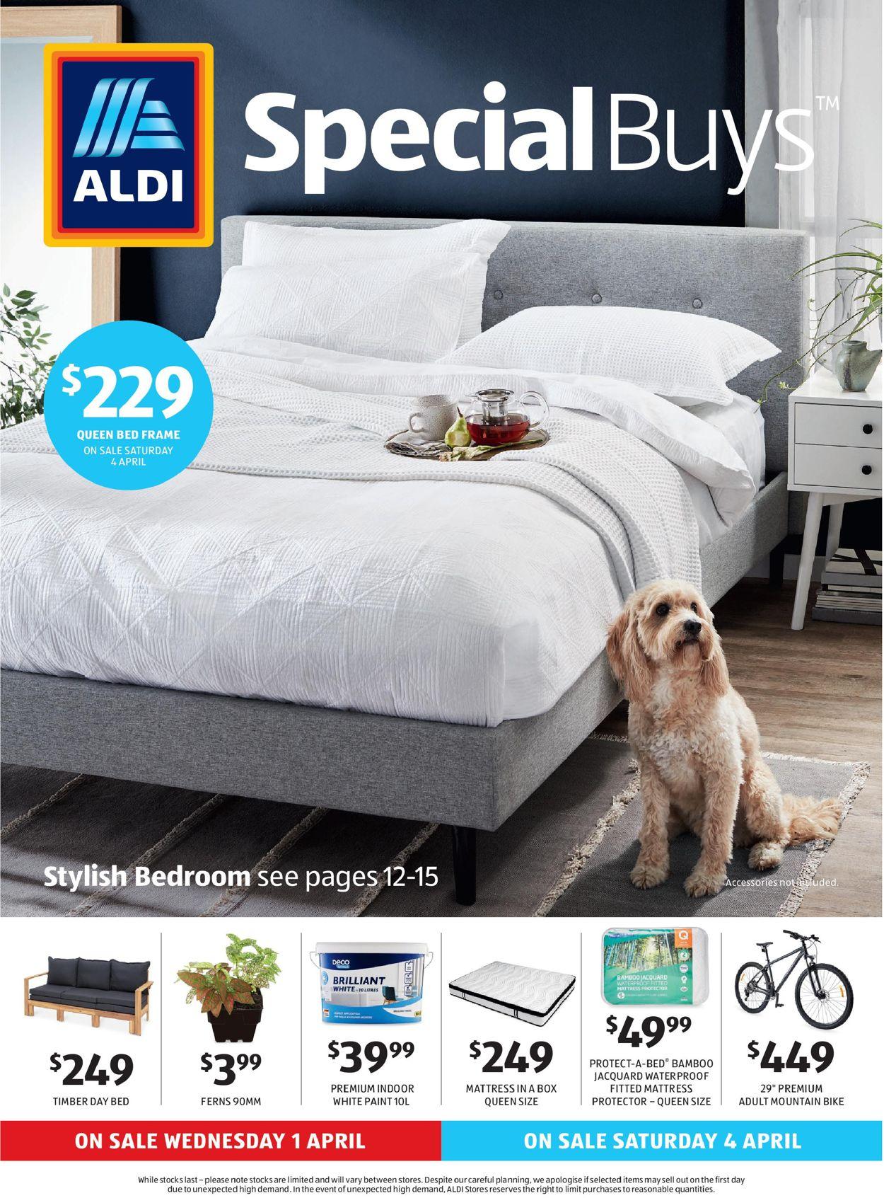 ALDI Catalogue - 01/04-07/04/2020
