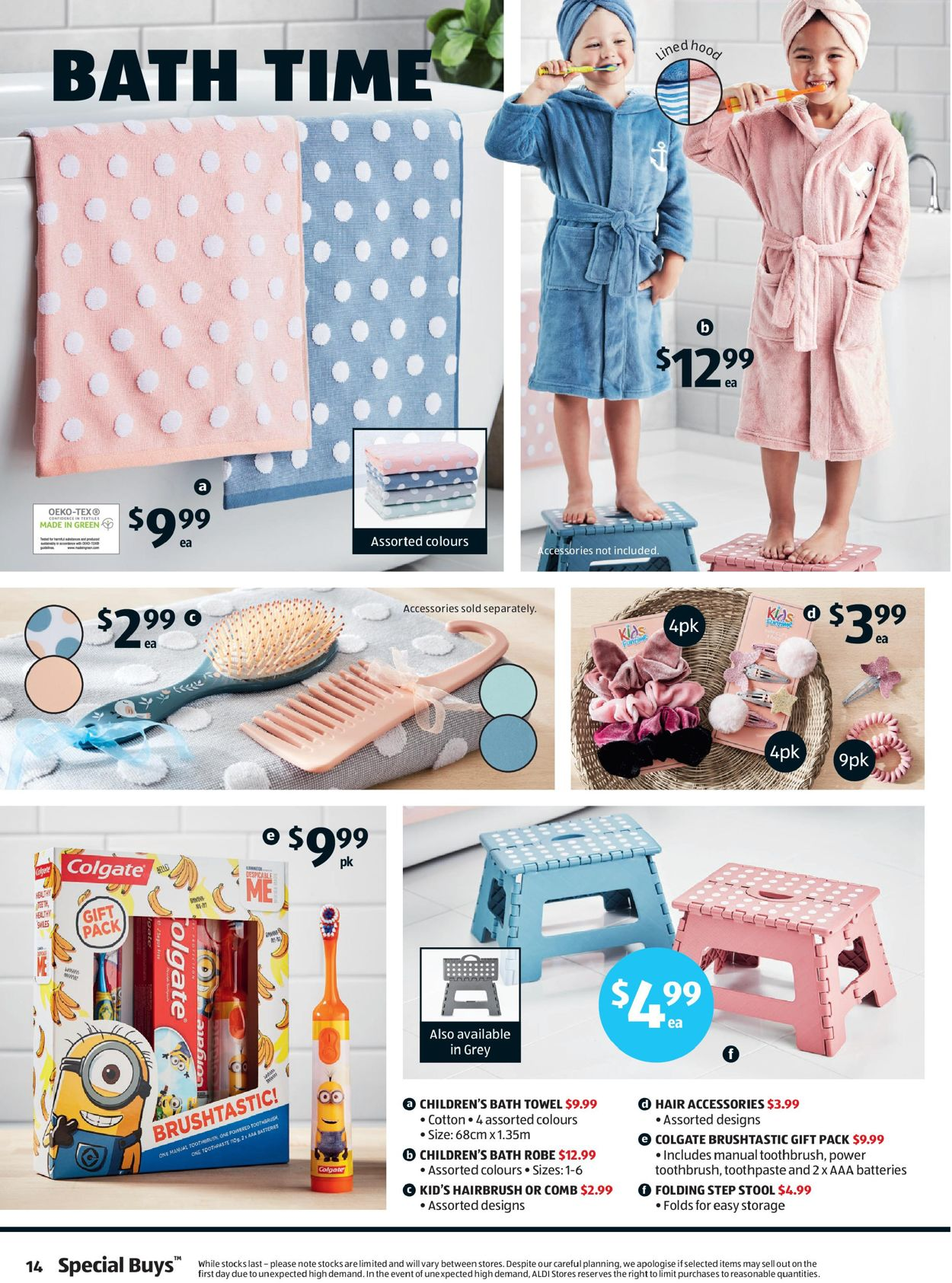ALDI Catalogue - 08/04-14/04/2020 (Page 14)