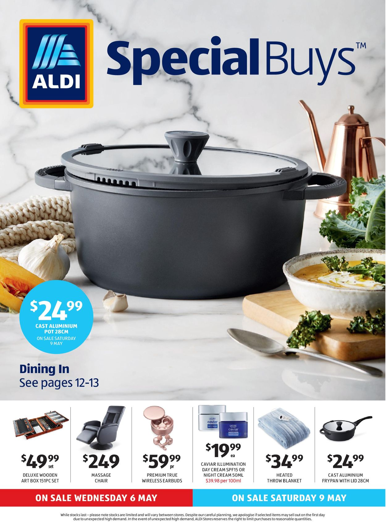 ALDI Catalogue - 06/05-12/05/2020