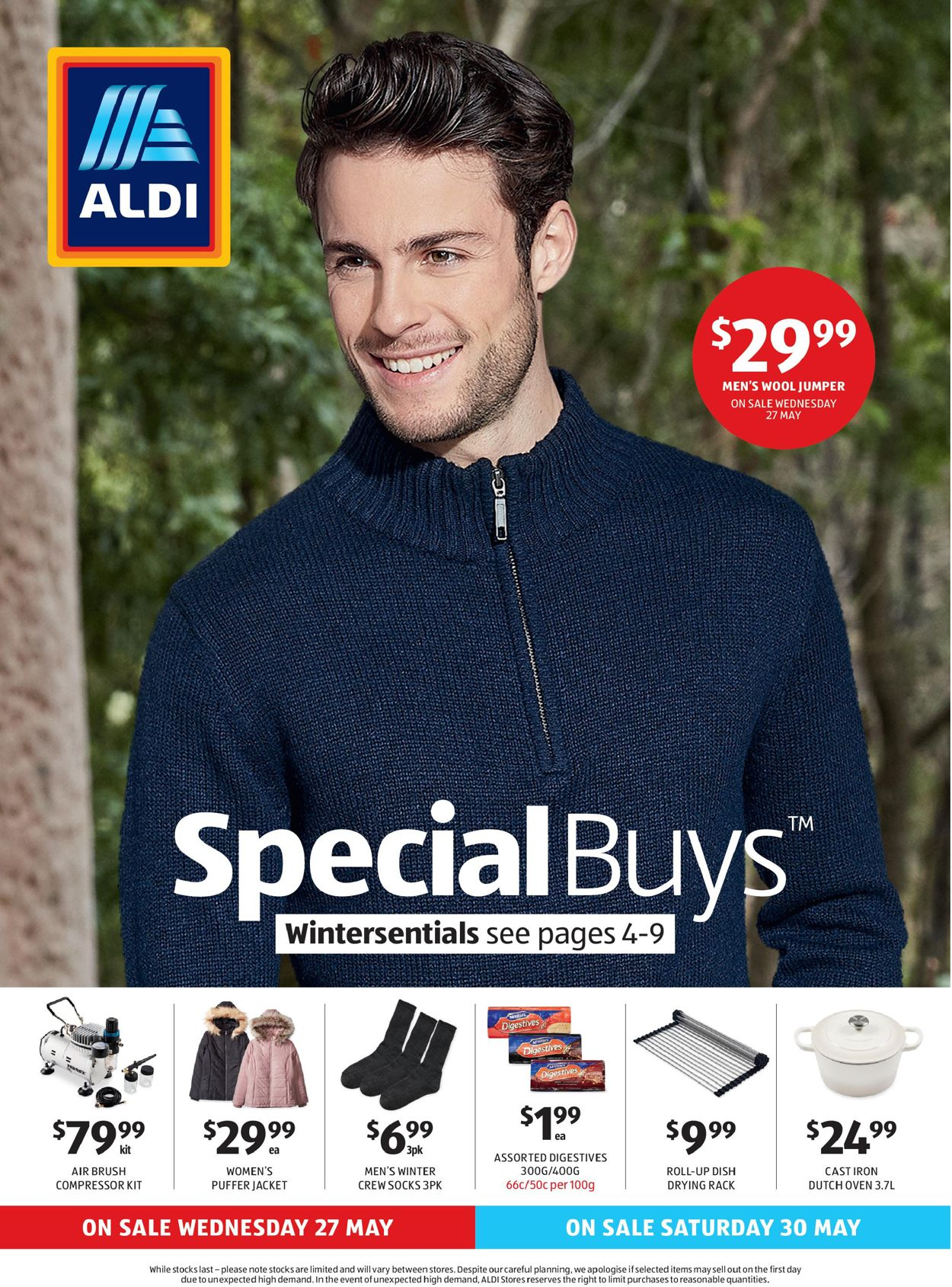 ALDI Catalogue - 27/05-02/06/2020