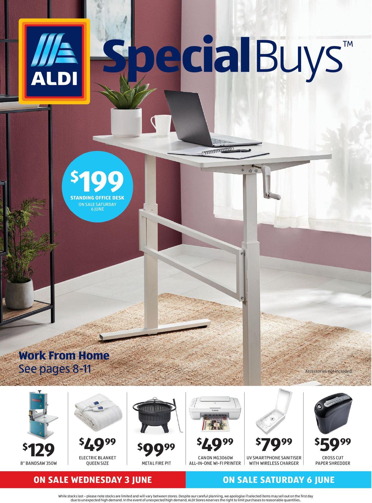 ALDI Catalogue - 03/06-09/06/2020