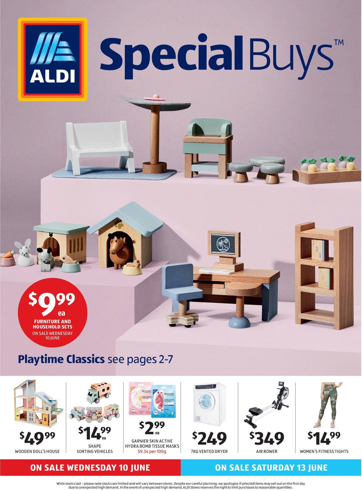 ALDI Catalogue - 10/06-16/06/2020
