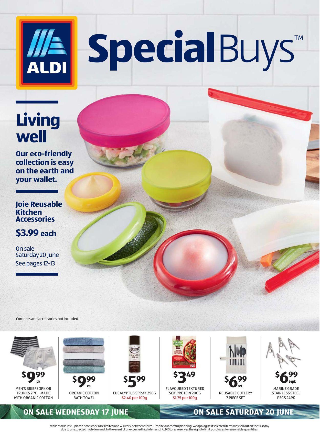 ALDI Catalogue - 17/06-23/06/2020