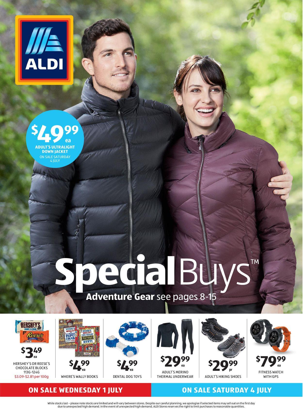 ALDI Catalogue - 01/07-07/07/2020