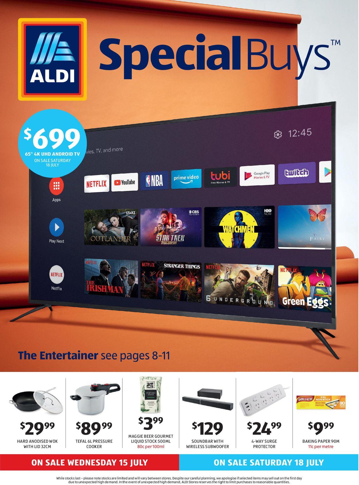 ALDI Catalogue - 13/07-19/07/2020