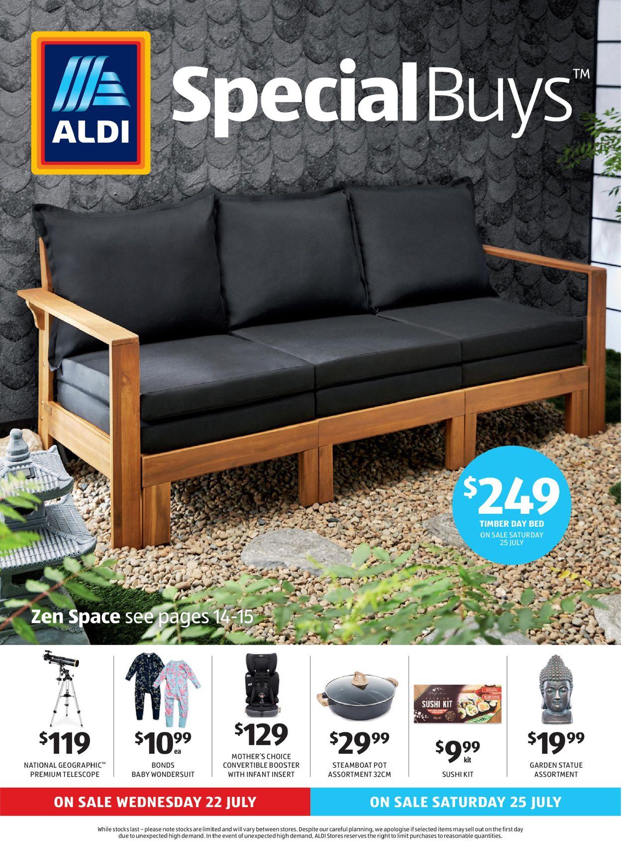 ALDI Catalogue - 22/07-28/07/2020