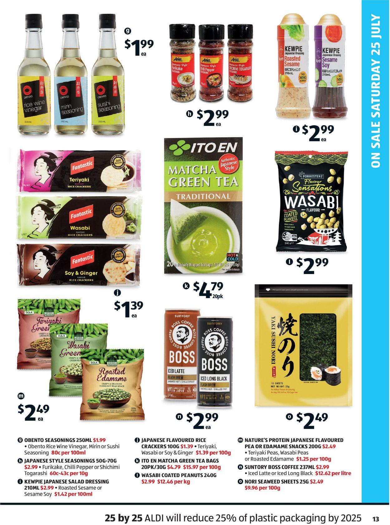 ALDI Catalogue - 22/07-28/07/2020 (Page 13)