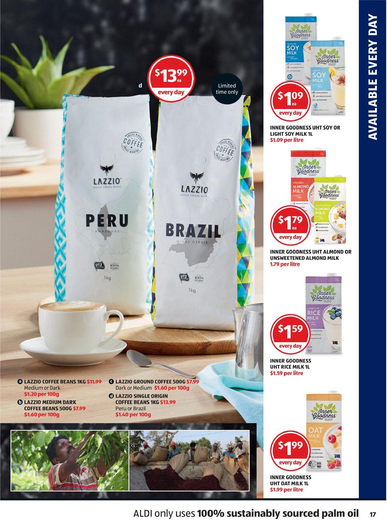 ALDI Catalogue - 29/07-05/08/2020 (Page 17)