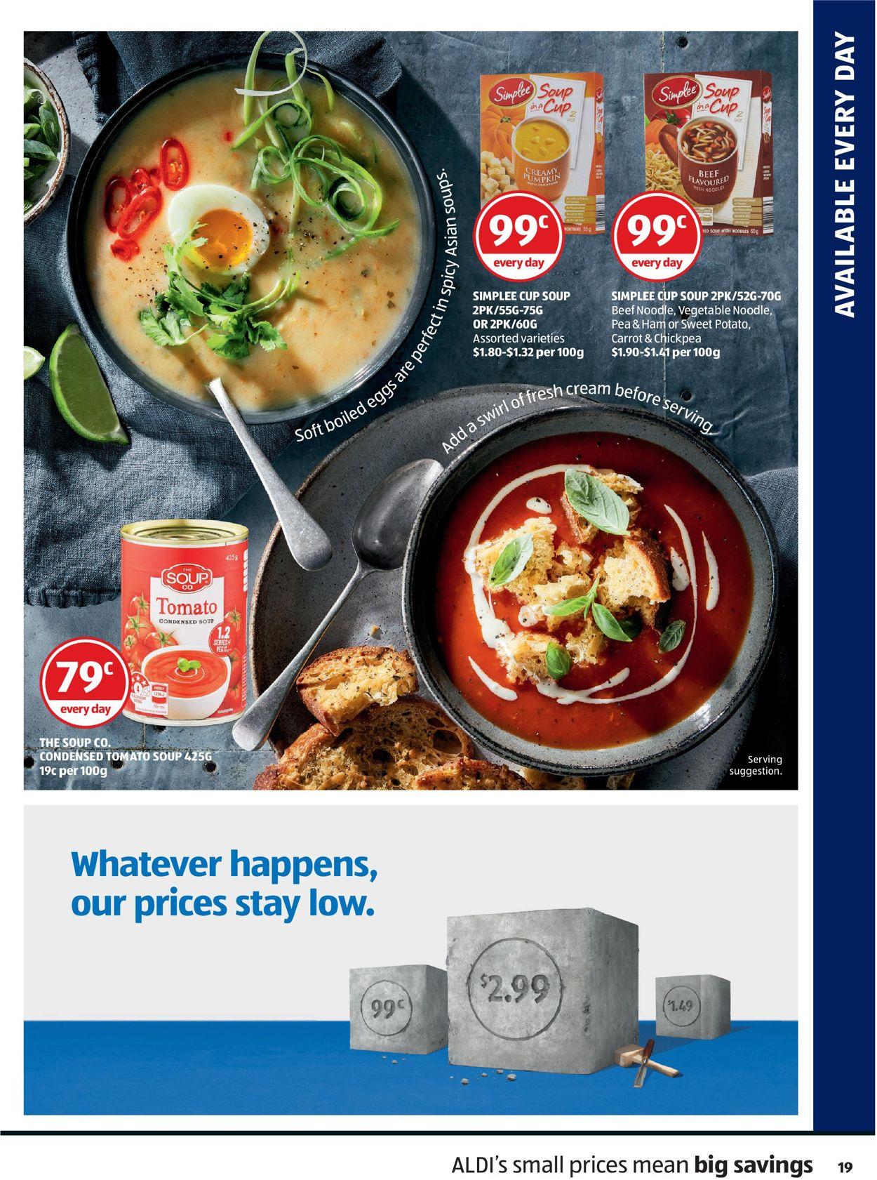 ALDI Catalogue - 05/08-12/08/2020 (Page 19)