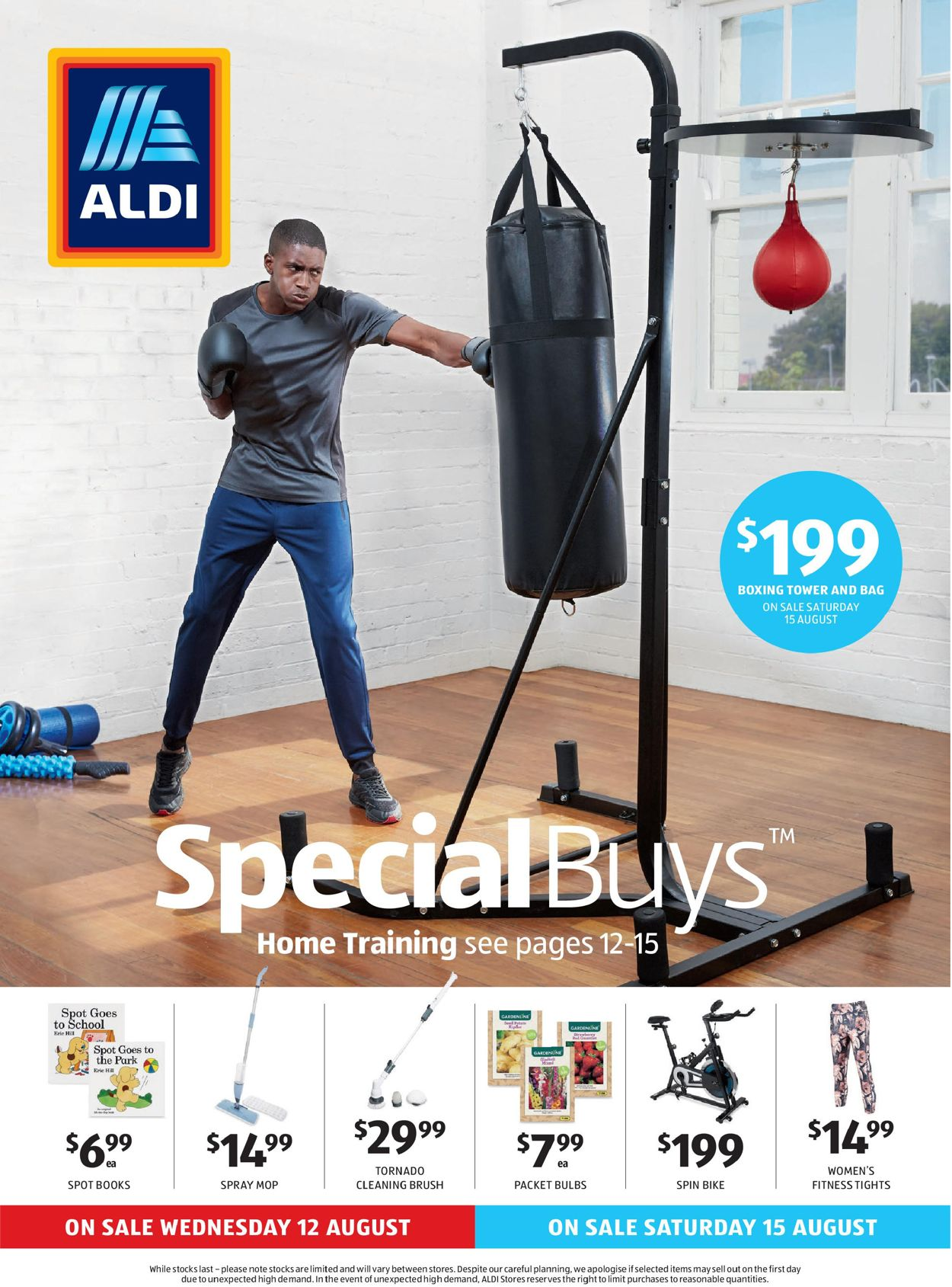 ALDI Catalogue - 12/08-19/08/2020