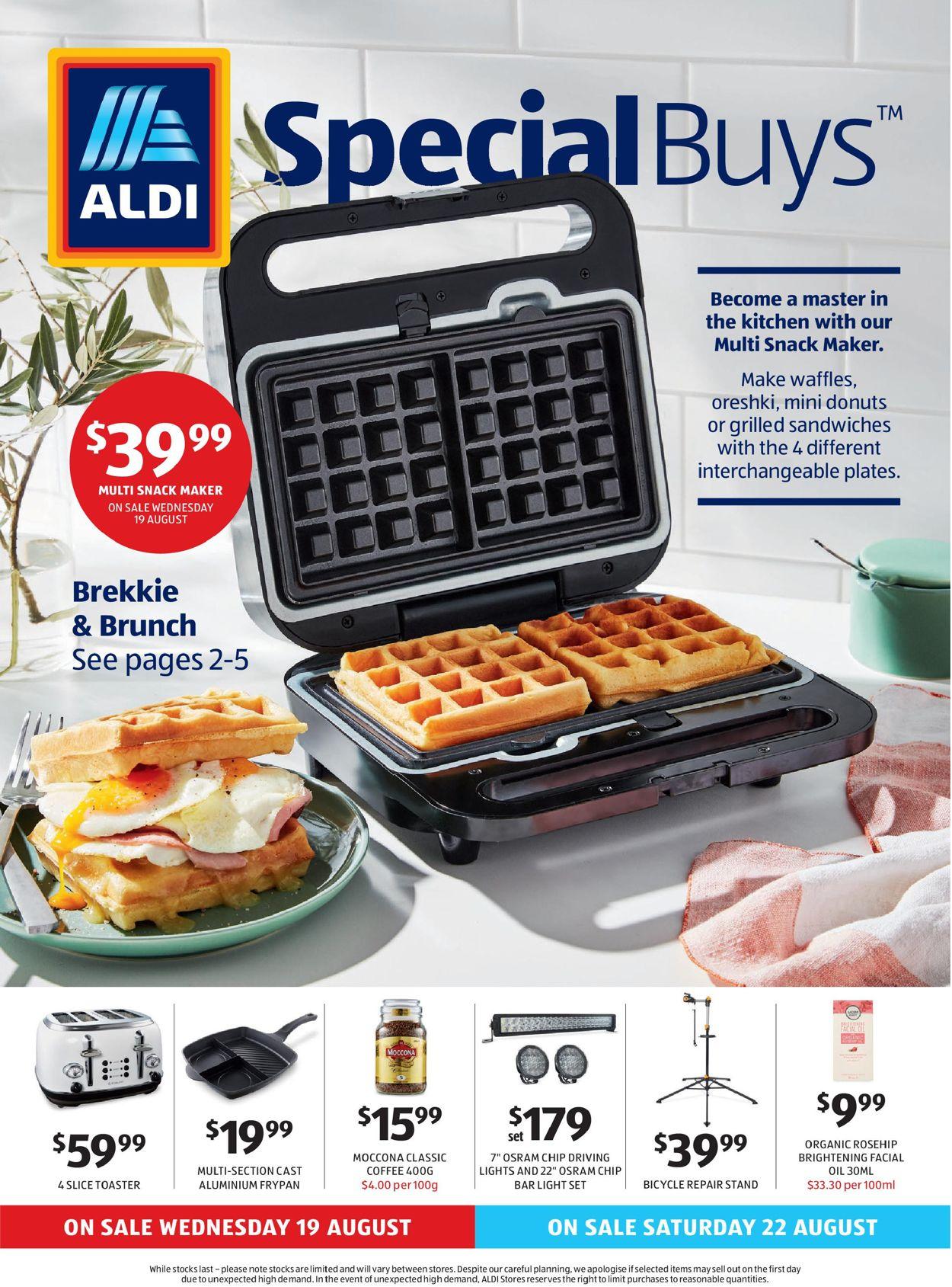ALDI Catalogue - 19/08-26/08/2020