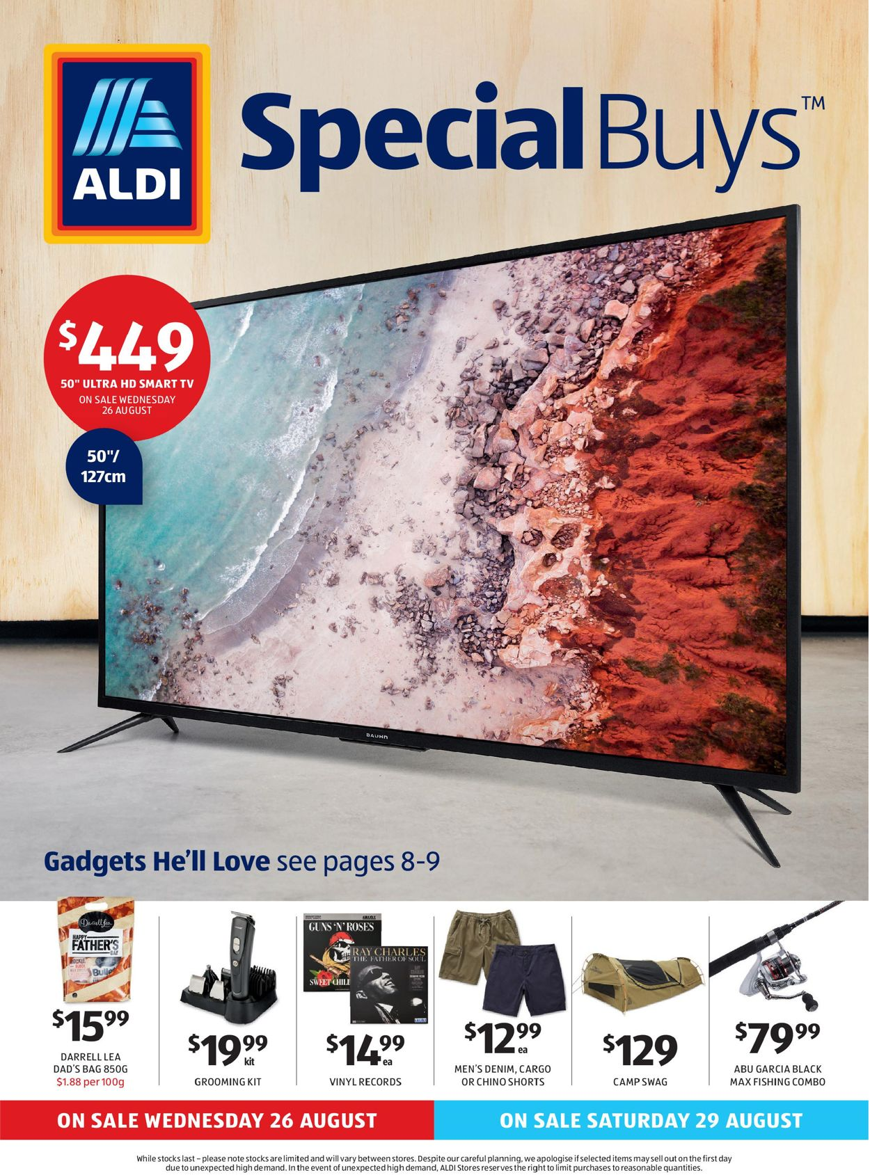 ALDI Catalogue - 26/08-02/09/2020