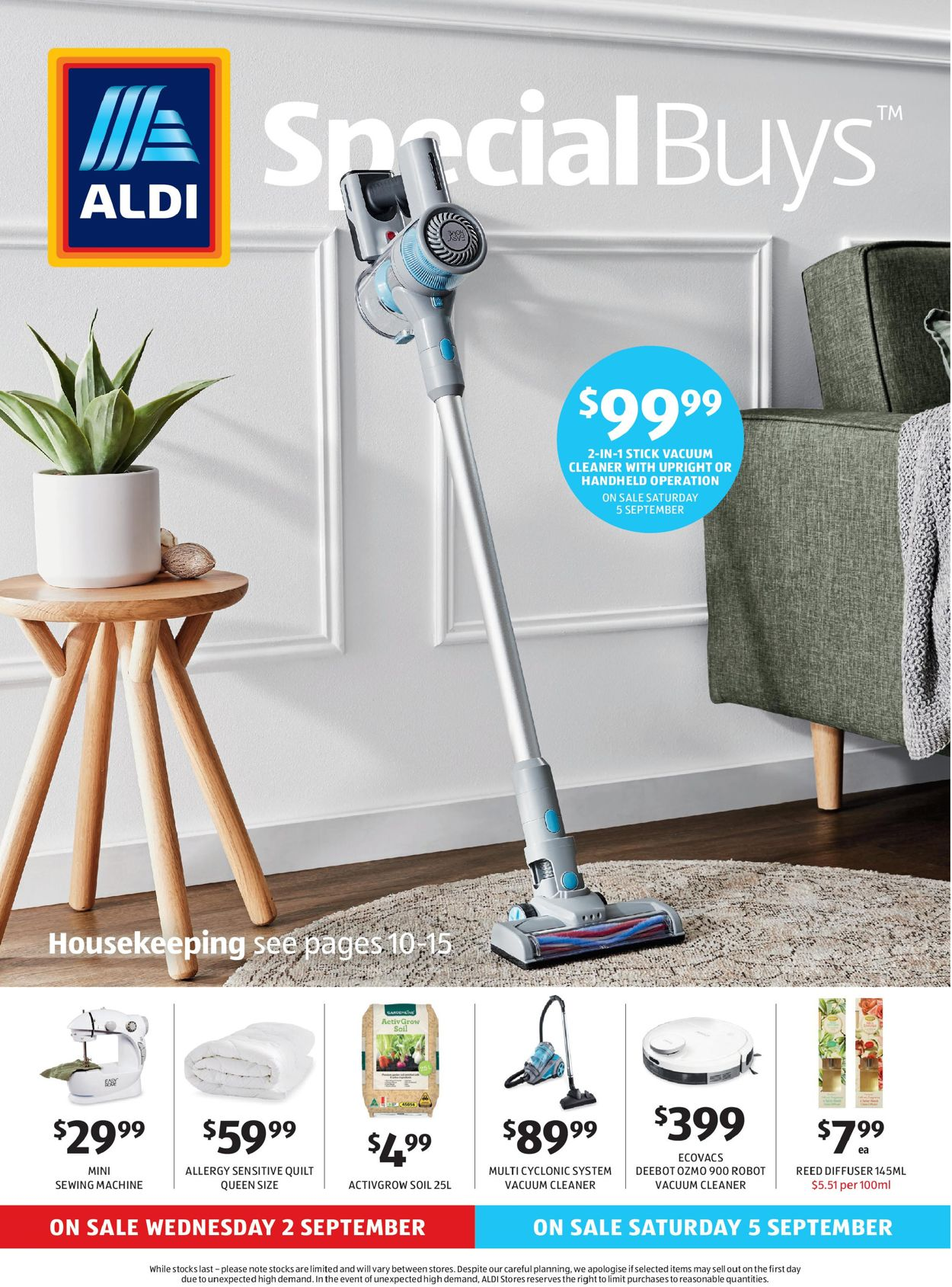 ALDI Catalogue - 02/09-09/09/2020