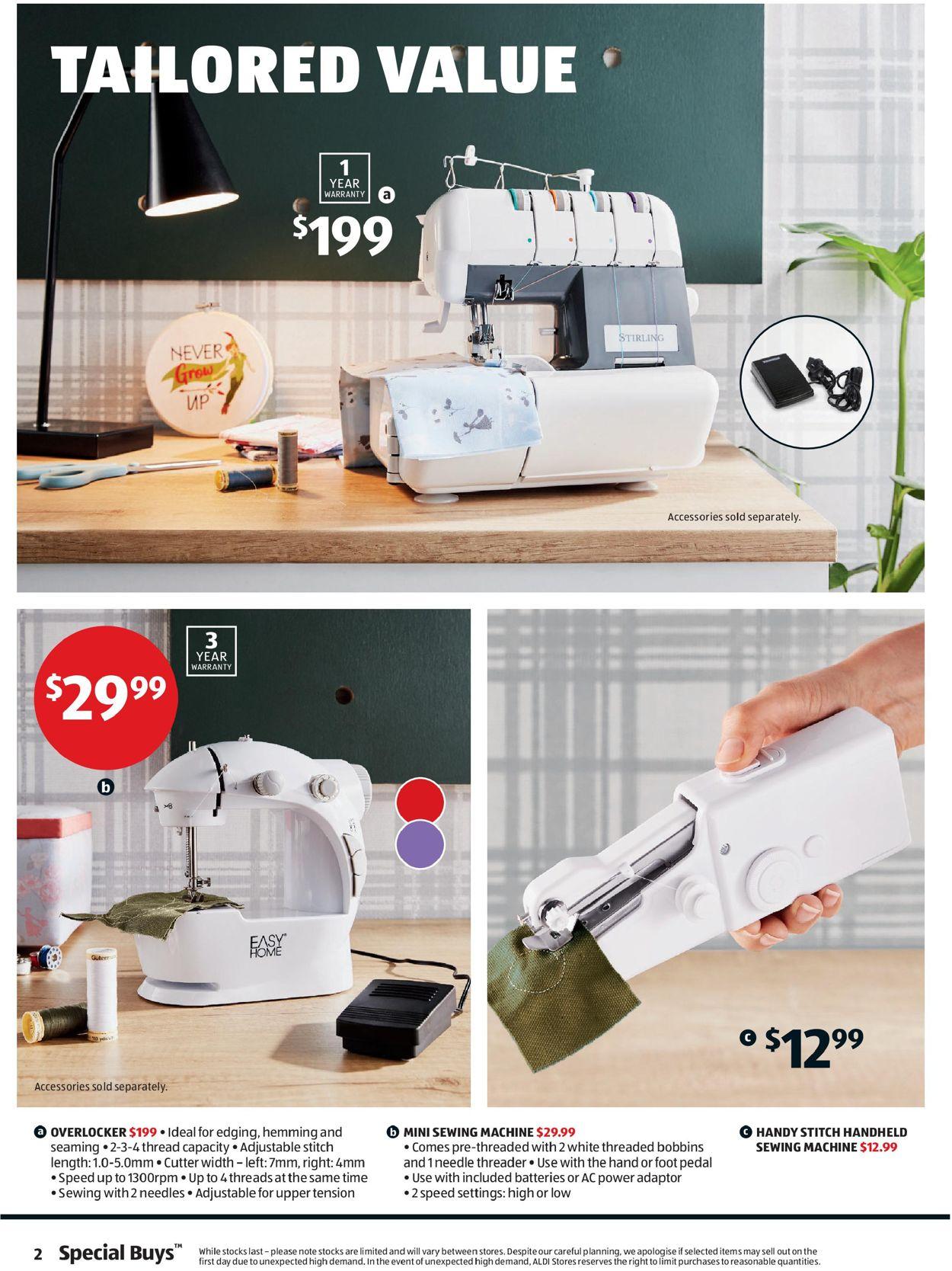 ALDI Catalogue - 02/09-09/09/2020 (Page 2)