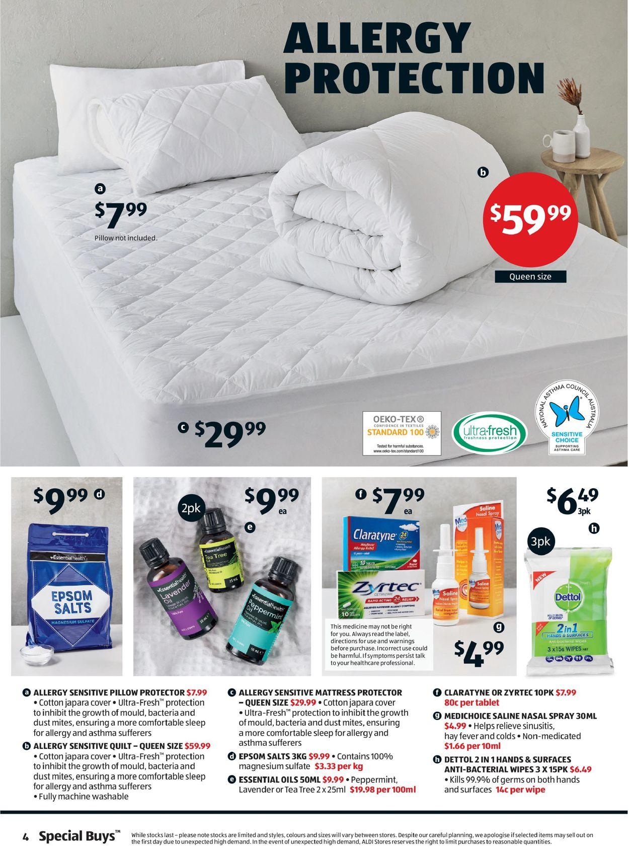 ALDI Catalogue - 02/09-09/09/2020 (Page 4)